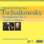 Peter Iljitsch Tschaikowsky: Symphonie Nr. 4