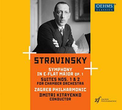 Stravinsky – Symphonie op. 1 + Suiten Nr. 1 & 2