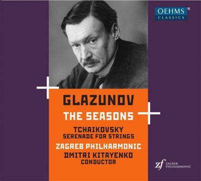Glazunov – Tchaikovsky