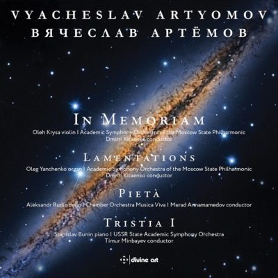 Artyomov – In Memoriam & Lamentations