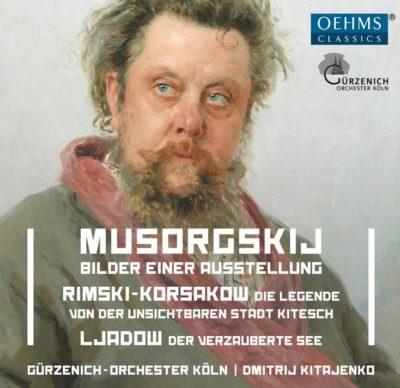 Mussorgsky-Ravel, Rimsky-Korsakov, Liadov